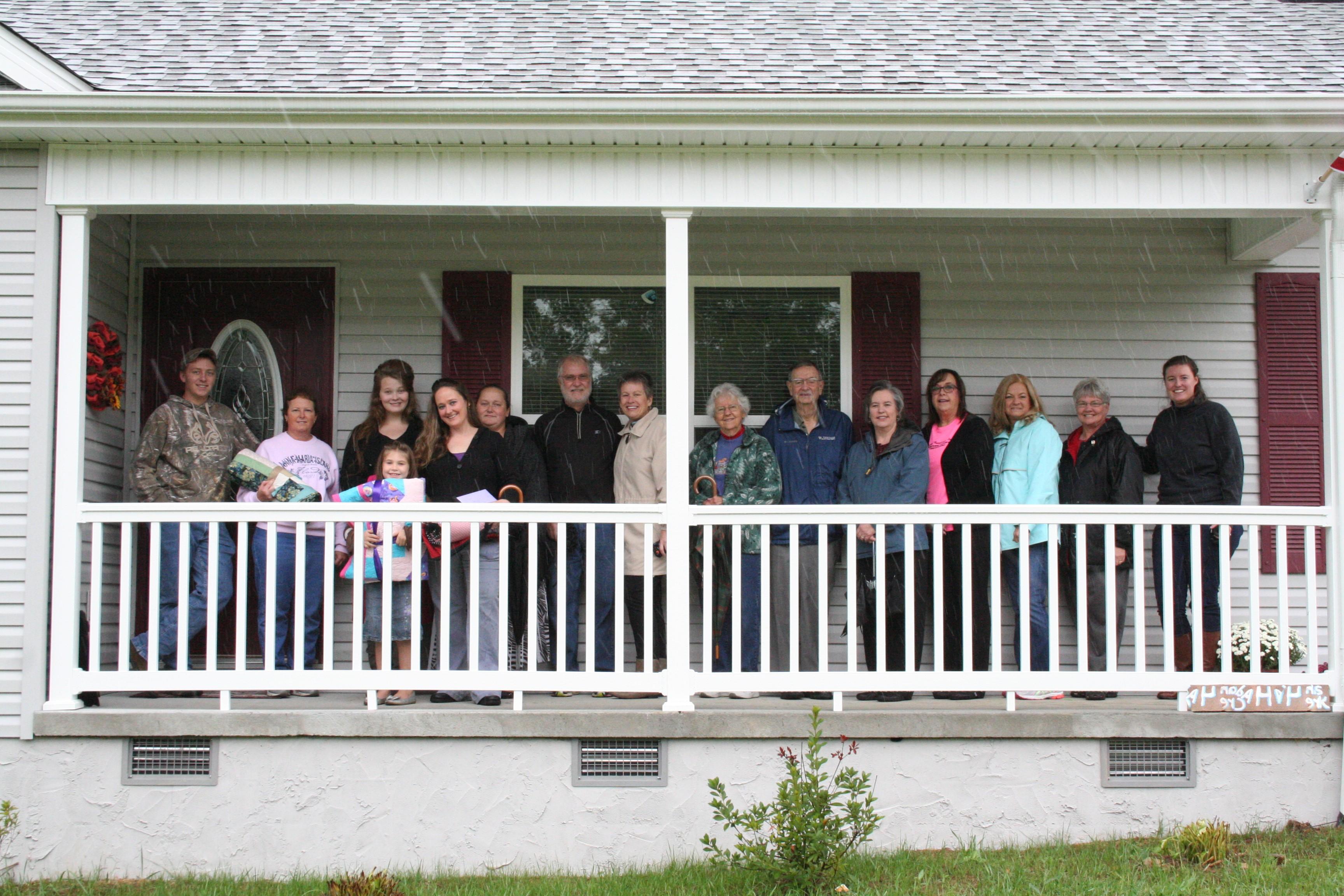 Adams Creek Dedication Group
